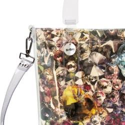 Sky Blue Spring Ring