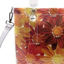 White Sphere Ring