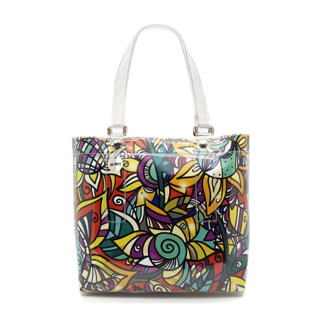 Cobalt Blue Crystal Button