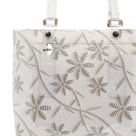 Amber Crystal Button