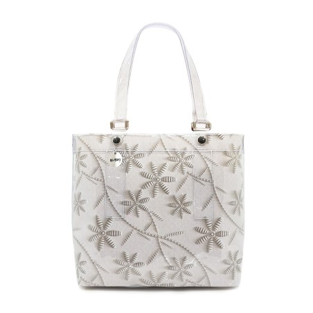 Green Crystal Button