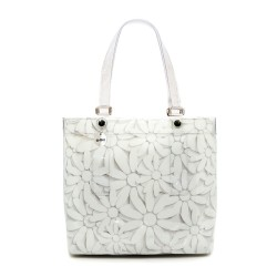 Violet Metal Button