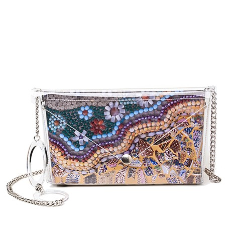 Bottone Stars Verde