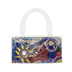 Metal Ring elasticized