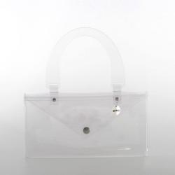 Bottone Orologio Rosso